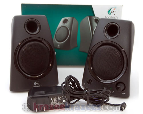 c4cdd8f97d9 Logitech Z130 Computer Speaker System 2.0 Wired - Refurbished