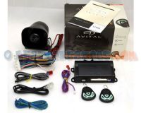 Picture of Avital 3100 Keyless Entry Car Security System with 2 Remotes