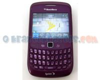 Picture of BlackBerry Curve 2 8530 Smartphone Cell Phone Sprint Purple