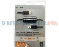 Picture of F5U279 Belkin Easy Transfer Cable 8' USB For Windows 7