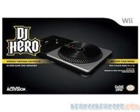 Picture of NEW Nintendo Wii DJ Hero Wireless Turntable Controller Only