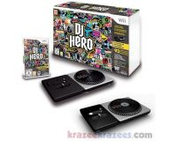 Picture of DJ Hero 1 Nintendo Wii Turntable Bundle Kit w/ 2 Turntables