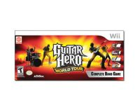 Picture of Guitar Hero World Tour Complete Band Game Bundle Nintendo Wii