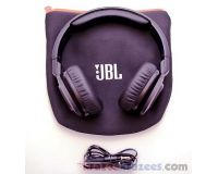 Picture of JBL J55 High-Performance On-Ear Headphones Black Rotatable Cup Headset