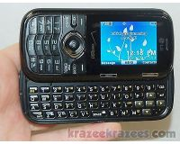 Picture of LG VN250 Cosmos Verizon BLACK Cell Phone Slider Full Qwerty Keys 1.3 MP Cam