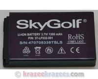 Picture of Magellan SkyGolf Caddie SG4 GPS Li-Ion Battery 3.7V 1300mAh