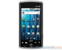 Picture of Sanyo Zio SCP-8600 Smartphone Sprint PCS Android Cell Phone