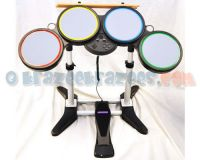 Picture of Nintendo Wii Rock Band Drum Set Kit Wireless - NEW