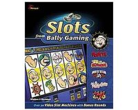Slots from bally gaming pc video poker buy ins vegas
