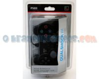Picture of PS3 DualShock 3 III Wired Game Controller Black Playstation 3