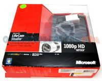 Picture of Q2F-00001 Microsoft LifeCam Studio Webcam 1080p HD