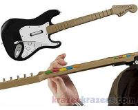 Picture of Rock Band 1 Wired Fender Guitar Controller Xbox 360