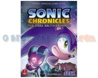 Picture of Sonic Chronicles Game STRATEGY GUIDE Nintendo DS