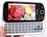 Picture of Samsung Intercept SPH-M910 Android Smartphone Cell Phone Pink