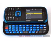 Picture of LG Rumor 2 Sprint Touch Bluetooth Cell Phone Blue LX265