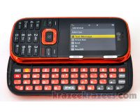 Picture of LG Rumor 2 Sprint Touch Bluetooth Cell Phone Orange LX265