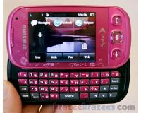 Picture of Samsung Seek SPH-M350 Smartphone Cell Phone Sprint Pink