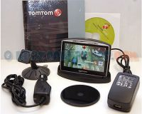 "Picture of TomTom GO 730 GPS Portable Navigator 4.3"" USA Maps w/ USB Dock & Mount"