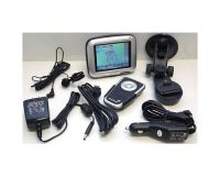 Picture of TomTom GO 500 GPS Portable Car Navigation System USA w/Mount