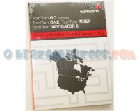 Picture of TomTom GO ONE Rider USA & Canada Maps DVD Software