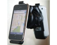 Picture of TomTom iPod Touch 4th Generation 4G GPS Car Kit Mount
