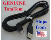 Picture of TomTom VIA 1505 1535 1500 1400 GPS Micro-USB Data Sync Cable