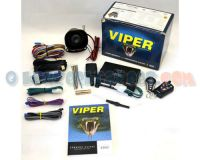 Picture of Viper 3002 Keyless Entry Car Security System with 2 Remotes