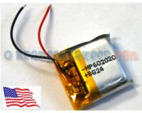 Picture of Rechargeable Xbox 360 Wireless Headset Battery 3.7V 180mAh - NEW