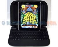 Picture of Rocketfish Apple iPad iCapsule Keyboard Dock RF-iCAP12