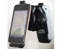 Picture of TomTom iPhone 3G 3GS GPS Car Kit Mount 4UUB.001.04