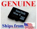 Picture of SanDisk 16GB MicroSD HC High Capacity Memory Card Class 4