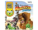 Picture of NEW Madagascar Kartz Nintendo Wii Video Game w/ Custom Wheel